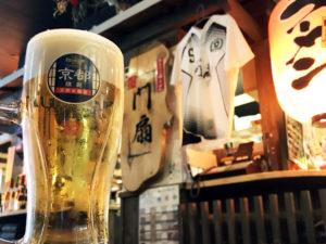 門扇生ビール